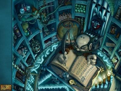 World of Warcraft - Гном Ученый