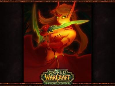 World of Warcraft - Кровавый Эльф