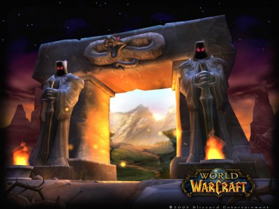 World of Warcraft - Врата