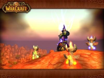 Обои - Шаман Орк - World of Warcraft