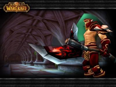 World of Warcraft - Картинка - Воин
