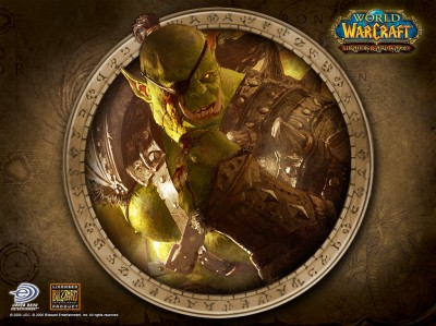 World of Warcraft - Орк Воин