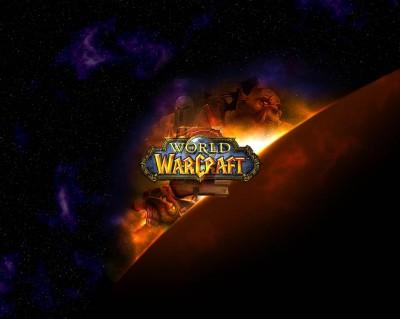 World of Warcraft - Космическая Заставка - Обои