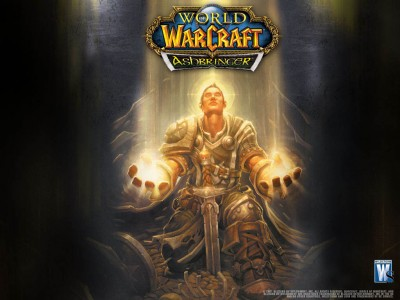 World of Warcraft - Воин Человек