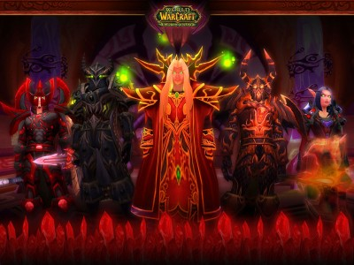 Картинки - Blood Elves - World of Warcraft