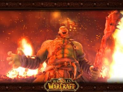 Картинка - Орк - World of Warcraft