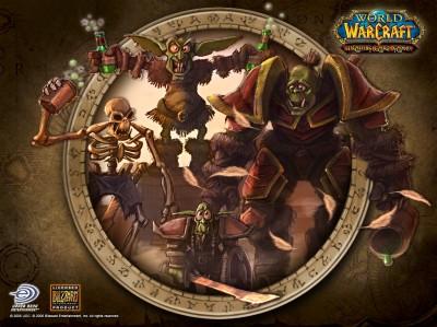 World of Warcraft - Пьяные Воины